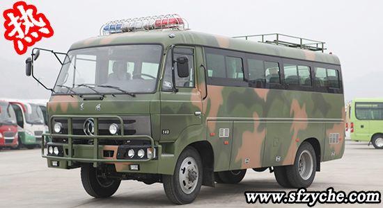 EQ6680ZT型四驱客车